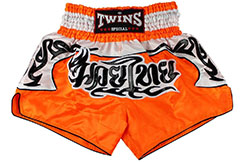 Short de Muay Thaï TTBL 75 Fancy, Twins