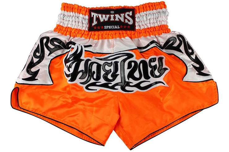 Muay Thai Boxing Shorts TTBL 75 Fancy, Twins