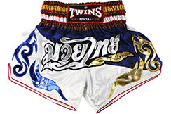Short de Muay Thai «TTBL 76 Fancy», Twins