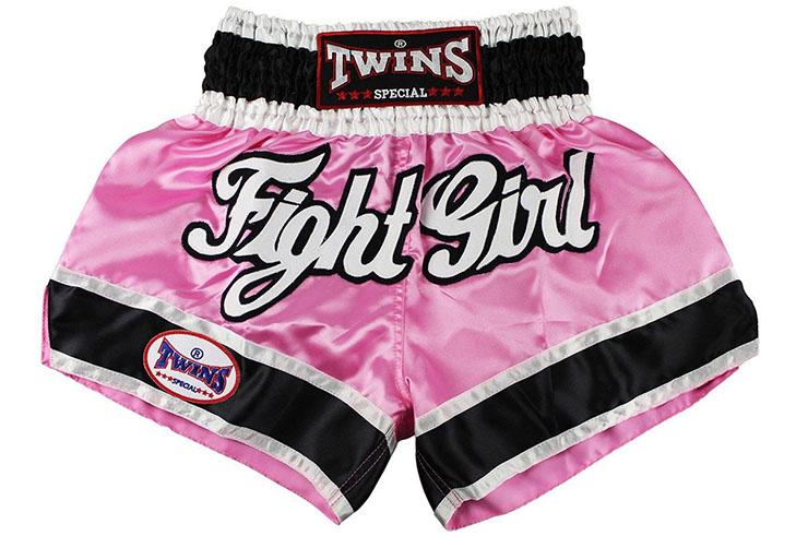 Short de Muay Thai TTBL 012, Twins