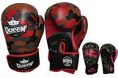 Gants de Boxe Femme QBG, Queen