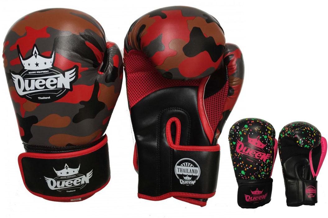 gants de boxe femme qbg queen. Black Bedroom Furniture Sets. Home Design Ideas