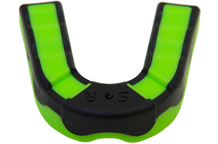 Mouth Guard - Pink/Black, Booster
