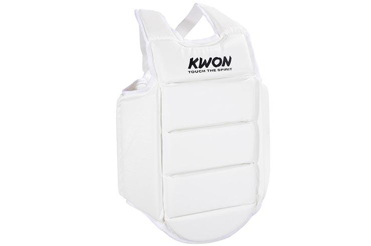 Veste d'entraînement de Karaté CE 1100, KWON