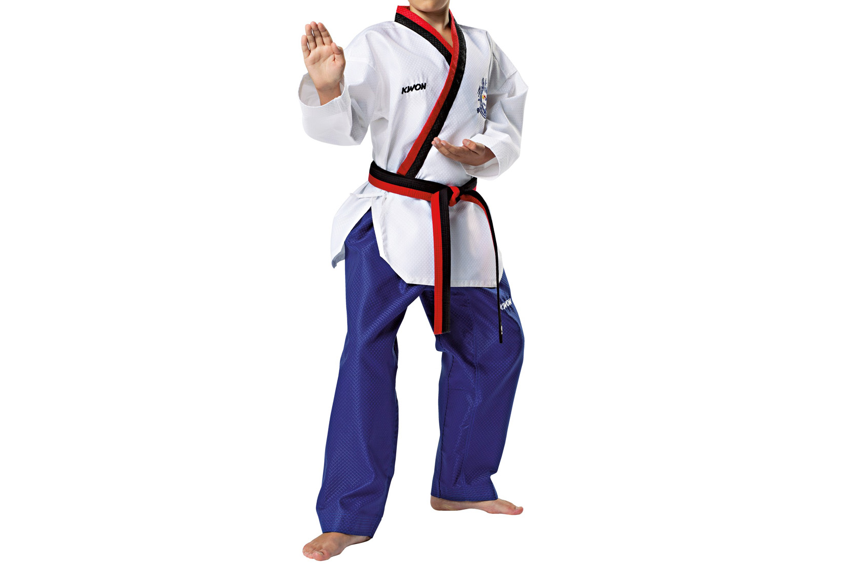 Kimono Poomsae - Garçons, KWON