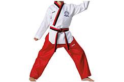 Kimono Poomsae WTF - Filles, KWON