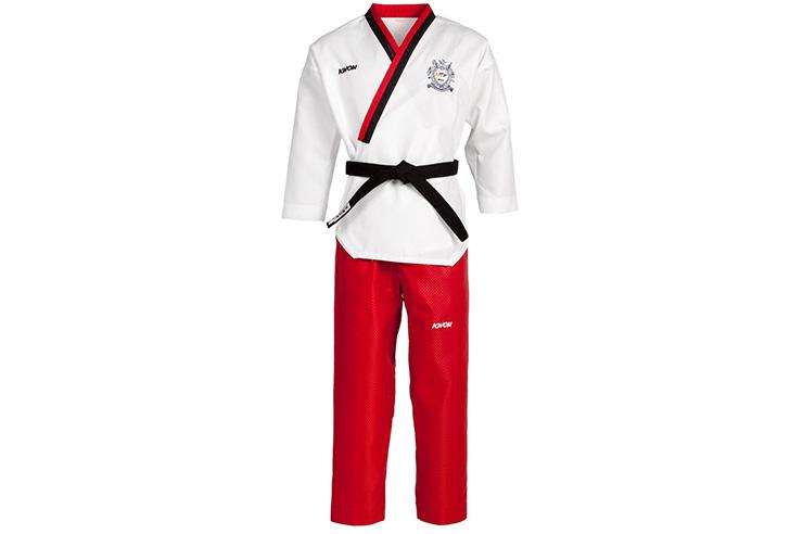 Gril Poomsae Uniform - WTF, Kwon