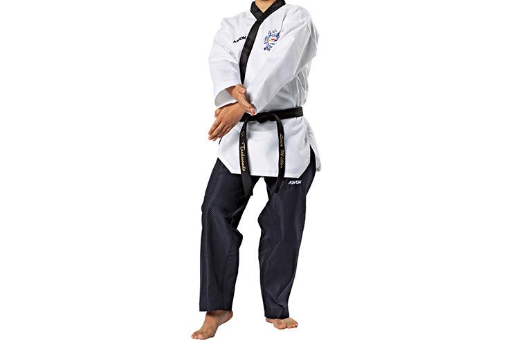 Kimono Poomsae – Hombres, Kwon