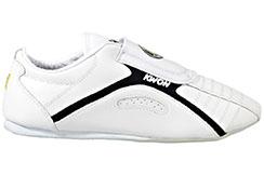 Chaussures d´entraînement KICK LIGHT, blanches, KWON