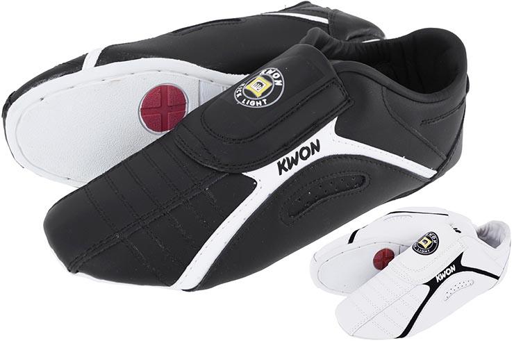 Zapatos de entrenamiento, Negros - Kick Light, Kwon