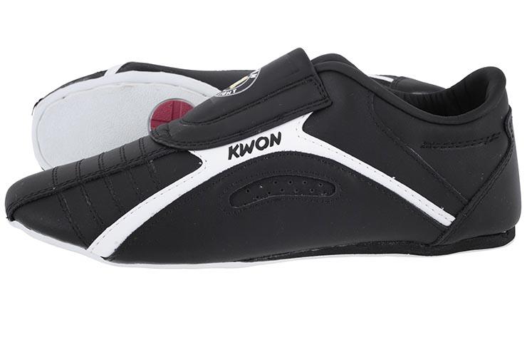 Modern Training shoes, Black - Kick Light, Kwon