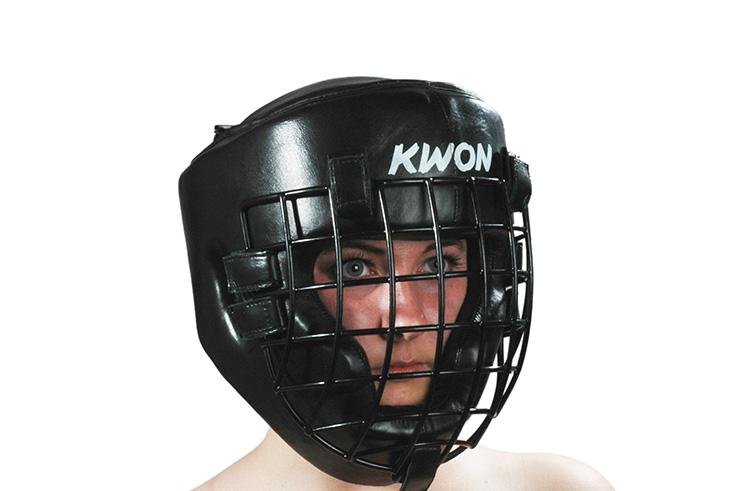 Metal Mesh Helmet black Iron, Kwon