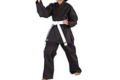 Karate-Gi, Black - Shadow, Kwon