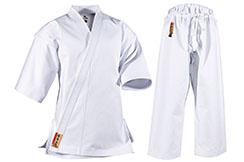 Kimono de Karate, Coton 12oz - Mejiro, Danrho