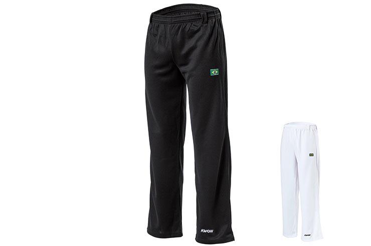 Pantalón de Gorraoeira, Kwon