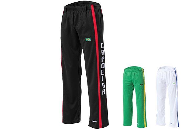 Pantalon de Capoeira avec Inscription, Kwon