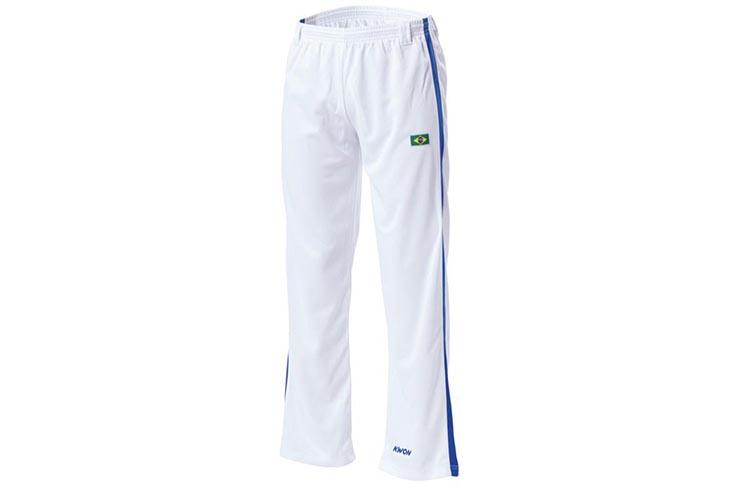 Capoeira pants - With inscription, Kwon