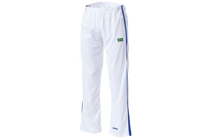 Pantalon de Capoeira - Avec bandes, Kwon