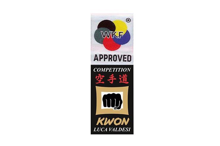 Kimono Karate WKF - Kata Competition 12oz, Kwon