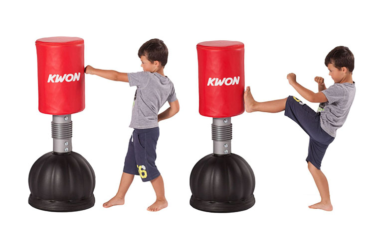 Children's Punching Bag, Kwon