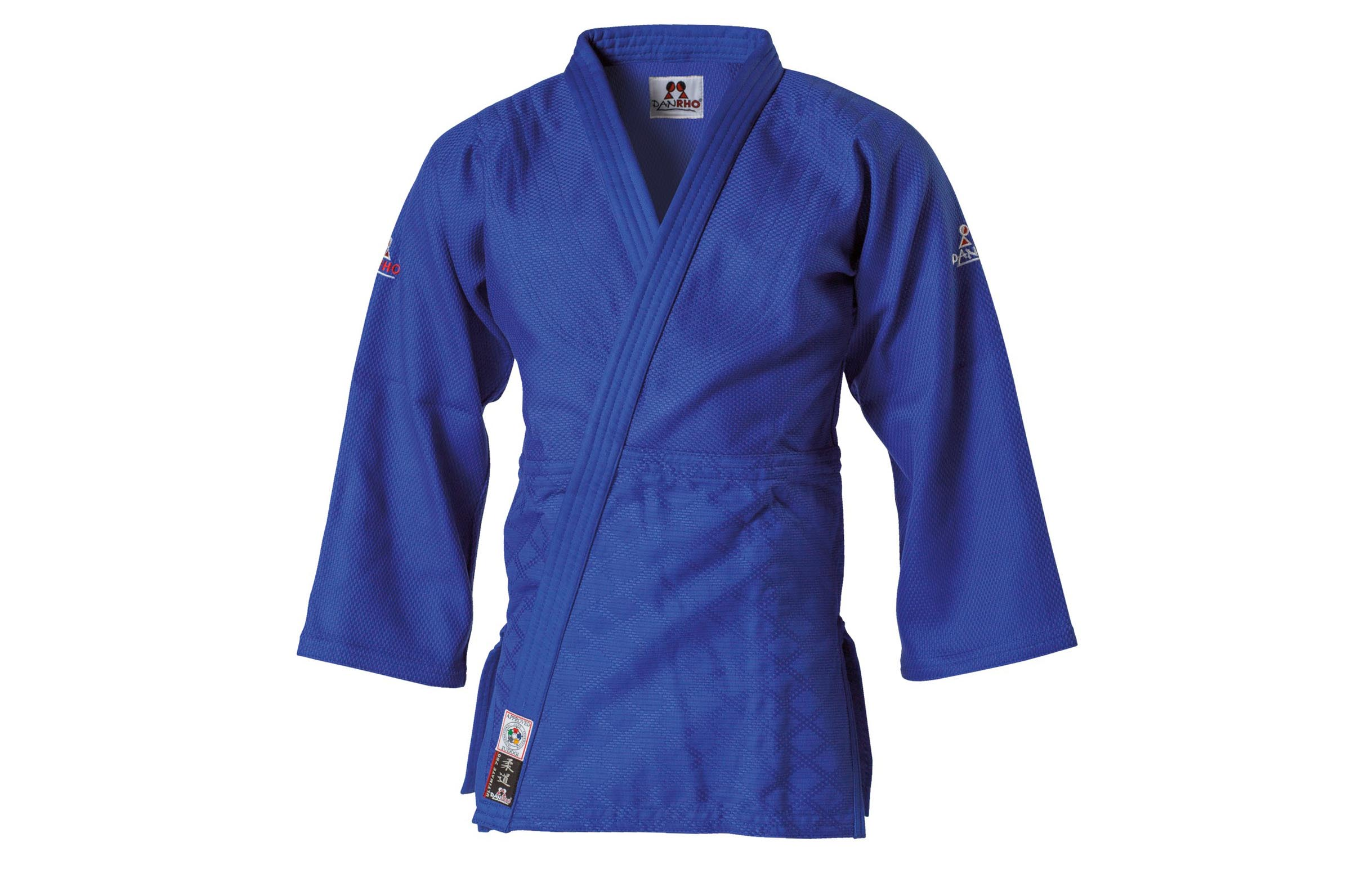 Judo Kimono, Blue IJF - Ultimate 750, Danrho - DragonSports eu