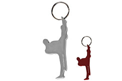 Bottle Opener Key Chain - High Kick, Kwon