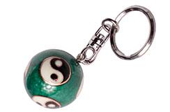 Porte-clés, Boule de Qi gong - Musicale