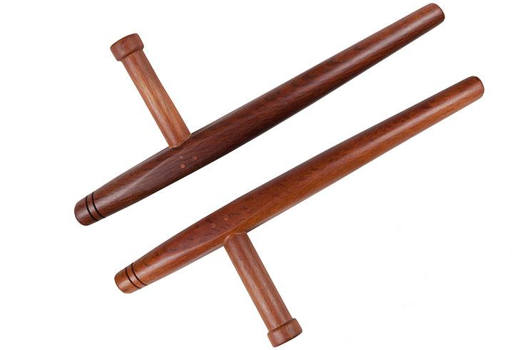 Okinawa Wood Tonfa 46cm, Kwon
