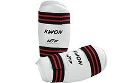 Espinilleras WTF - Evolución, Kwon
