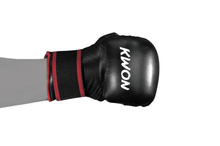 Leather Boxing Gloves Virtus, Kwon