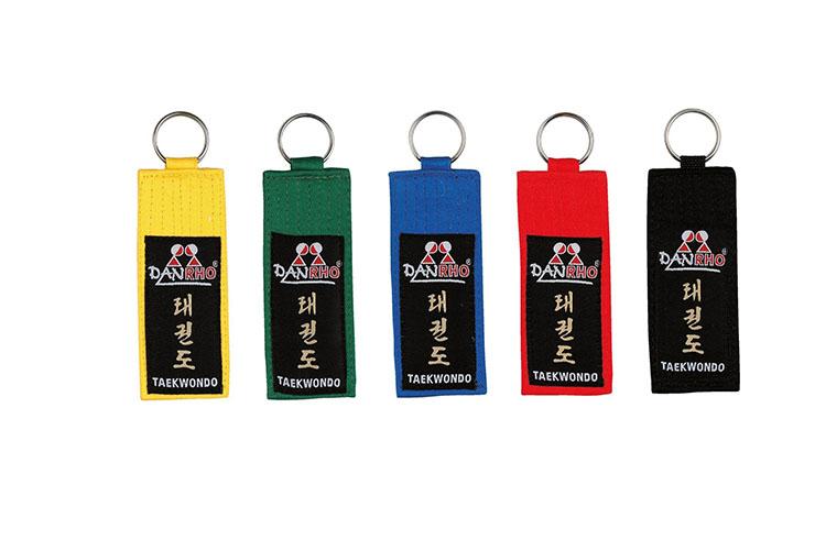 "Keychain Grade ""Kyu Taekwondo"", Danrho"