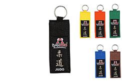 Llavero Grado Kyu Judo, Danrho