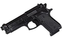 Pistola Goma de Formación (peso auténtico), Kwon