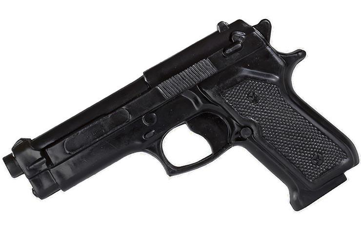 Rubber Gun, Realistic Weight