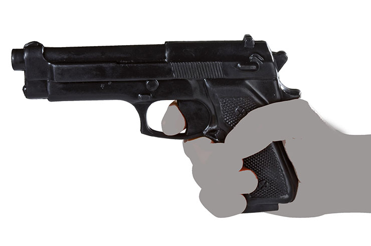 Rubber Gun, Realistic Weight