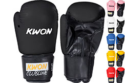 Gants de boxe, Initiation - Pointer, Kwon