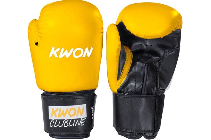 Gants de boxe, Initiation - Pointer, Kwon
