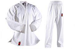 Kimono de Karate Shiro Plus, Danrho