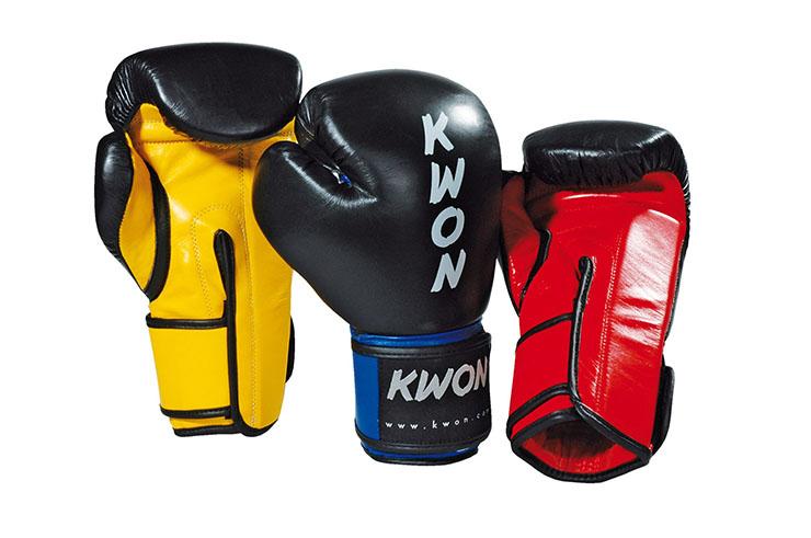 Guantes de Boxeo «K-O», Kwon