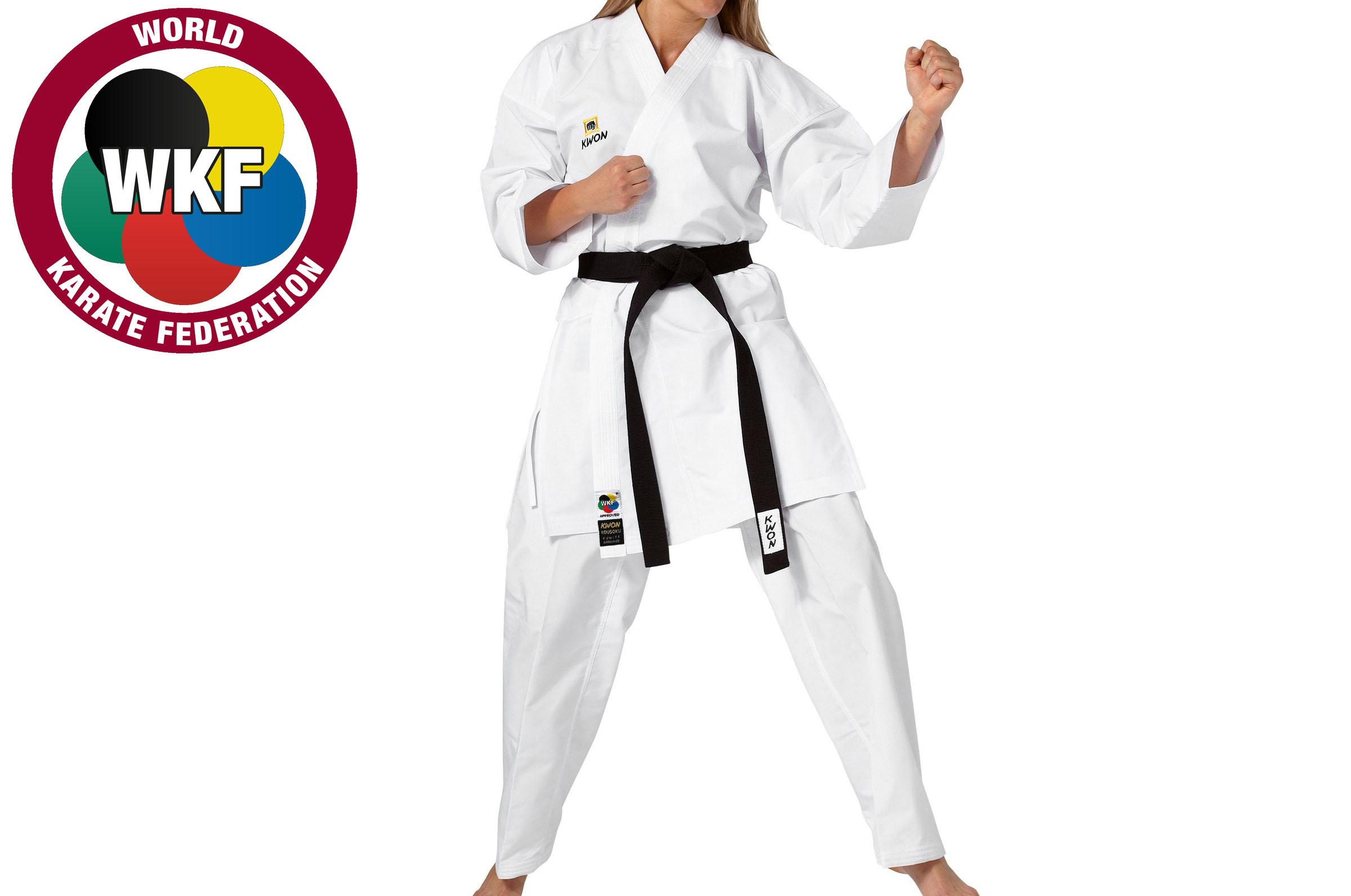 Kimono Karate Basic Kwon