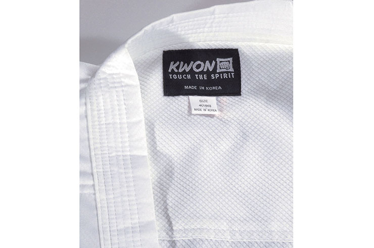 Kimono de Karaté - Kumité - Polyester - WKF «Kousoku», Kwon