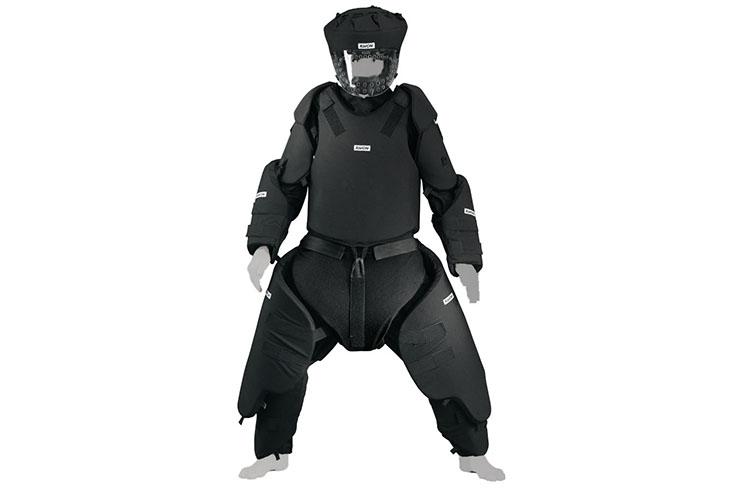 Armure d'Autodéfense, Black Man - K-Tac