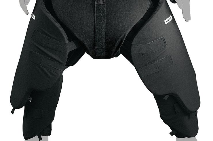 "Self-Defense Armor, ""Black Man"" - K-Tac"