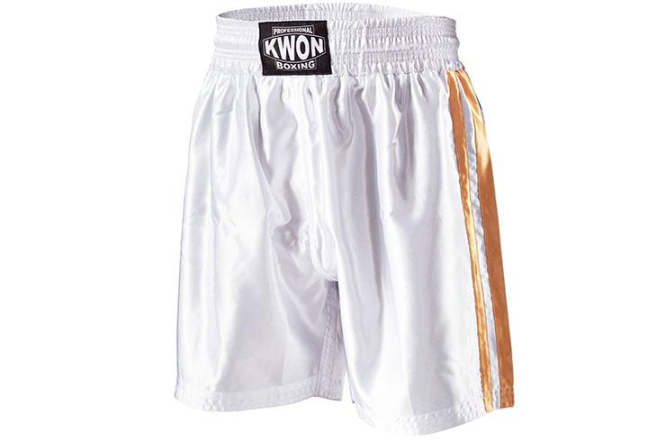 Shorts de Boxeo Ingleses, Kwon