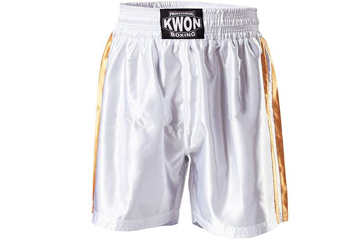 Short de Boxe Anglaise, Kwon
