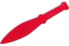 Couteau 33 cm - Mousse XPE
