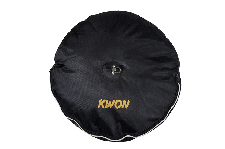 Ground anchoring - For double elastic punching ball, Kwon