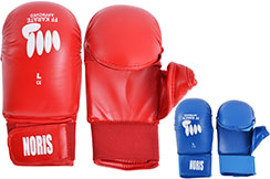 FFK karate gloves, with thumb - PR320219, Noris