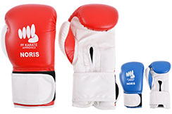 Karate Contact Gloves - FFK Approved, Noris