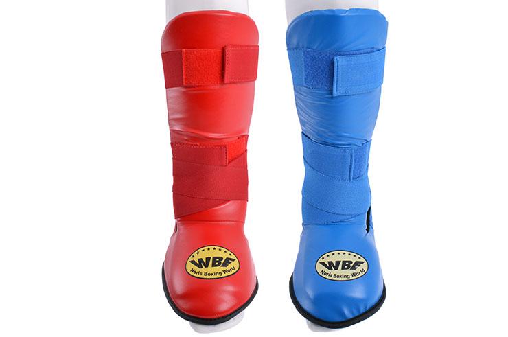 Step & Shinguards - WBE, Noris